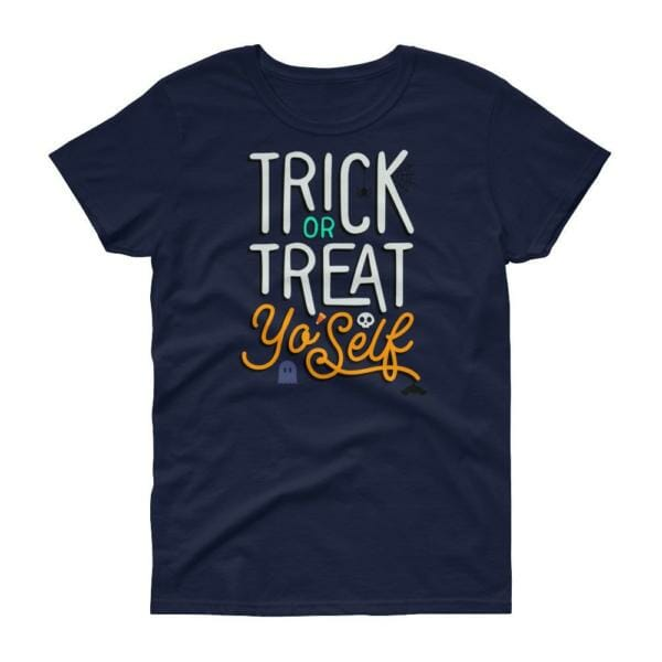 trick or treat yo self parks and rec shirt 5bb0562a