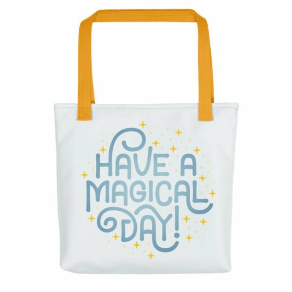 disney tote have a magical day disney cast member gift 5c3d73d4
