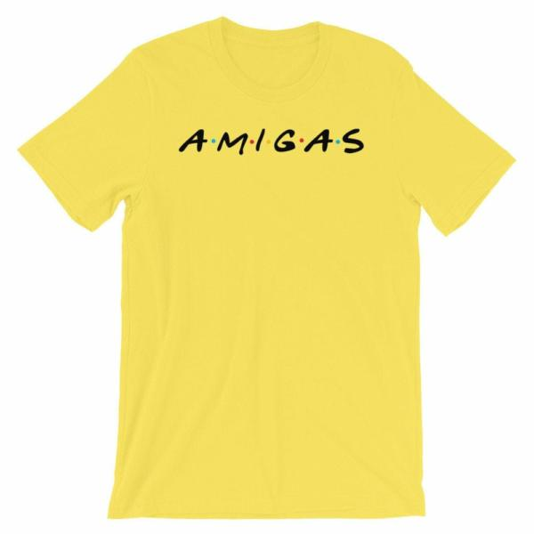 friends show shirt amigas shirt 5d8da113