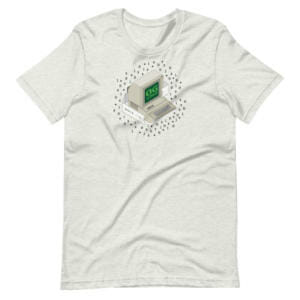 apple iie shirt mac apple fanboy gift 607cfd0e